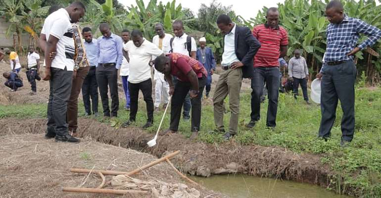 Zoomlion,Health MinistryTo Deploy Mapping Technology To Map Mosquito Breeding Sites