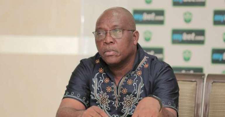 Kudjoe Fianoo Not Giving Up On Ghana FA Presidency