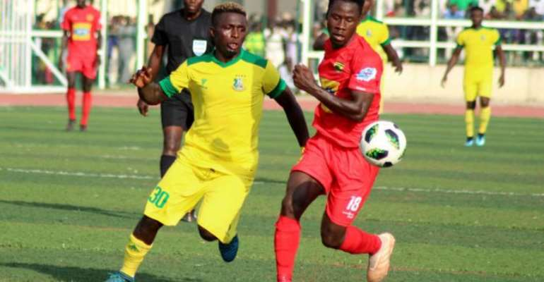 CAF Champions League: I Would Love To Play For Kotoko, Says Kano Pillars Midfielder