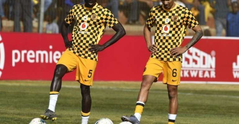 Ghana's James Kotei's Debut For Kaizer Chiefs Delayed