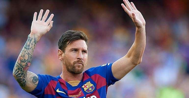 Barcelona Will Not Risk Messi For La Liga Opener – Valverde