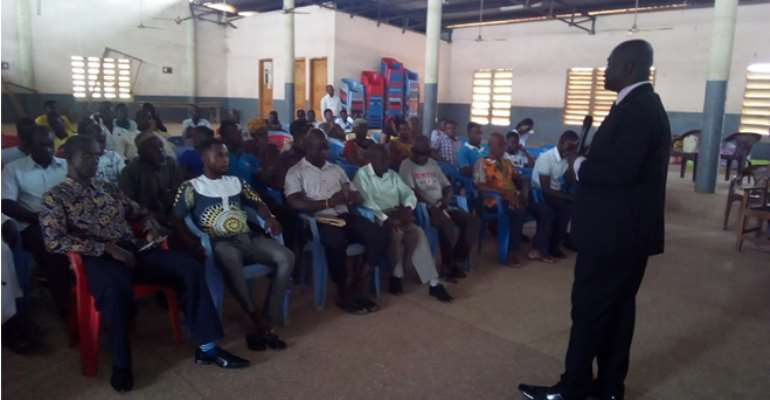Dormaa East: Citizens Propose Frequent Engagements With Assemblies
