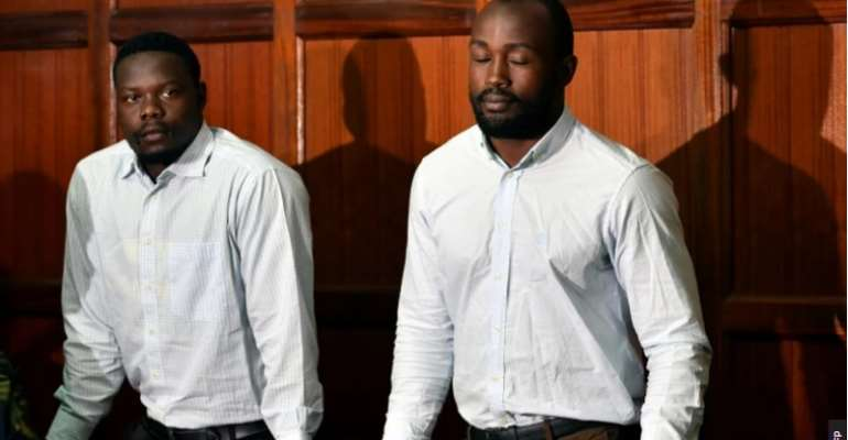 Kenyan Rugby Players Jailed 15 Years For Gang Rape