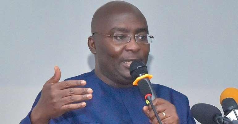 Mahama Is Clueless, He Can't Improve Free SHS – Bawumia