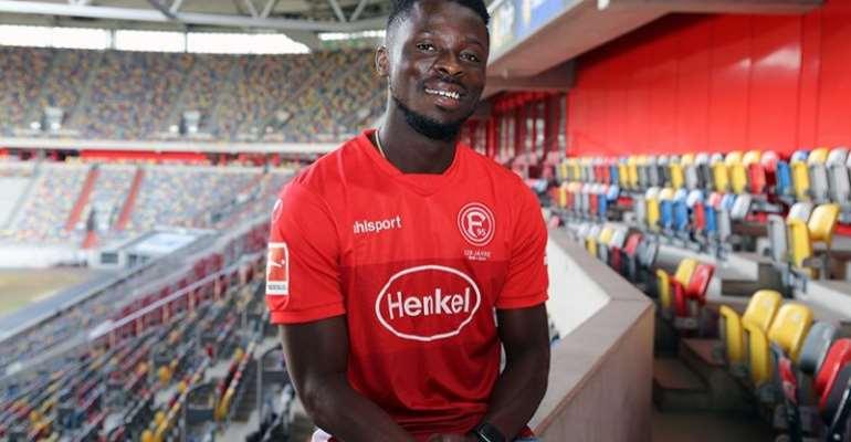 Ghanaian Winger Nana Ampomah Test Positive For Covid-19