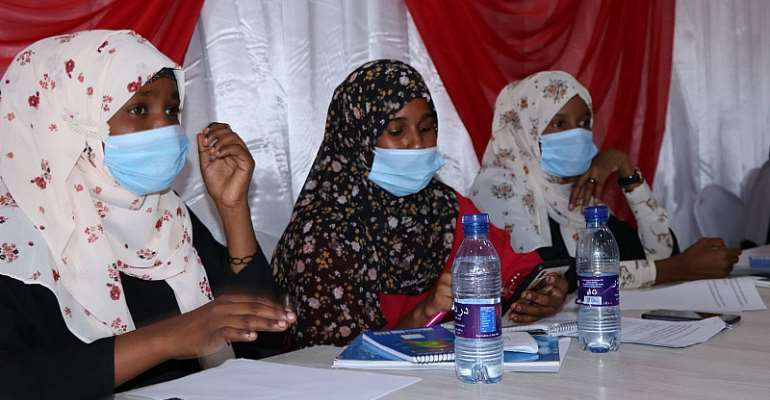 EU Supports Training for 25 Young female Journalists in Dhuusamareeb to Improve Women Journalists Voices in the Media