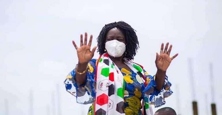 Kusaug Chiefs Urge Jane Naana To Maintain Her Decency On Campaign Trail
