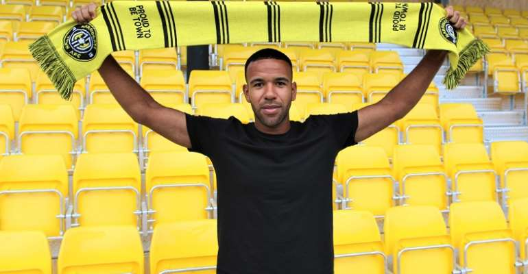 Harrogate Town AFC Announced Signing Of Ghanaian Defender Kevin Kokko