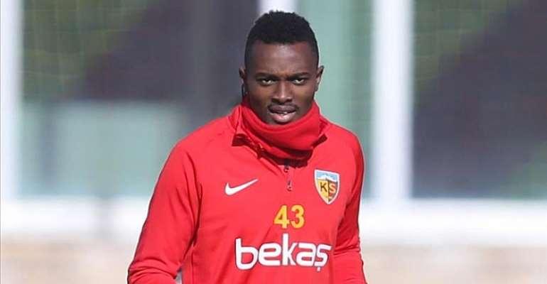 Beşiktaş Reach Agreement To Sign Bernard Mensah On Loan From Kayserispor