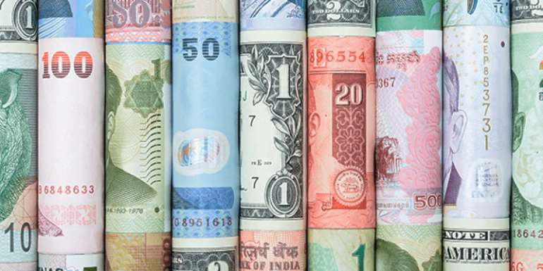 Ghana's foreign exchange inflows reduced in 2020 by over 3%