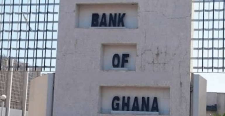 BoG's foreign exchange reserves increased by over US$208million in 2020 — Audit Report