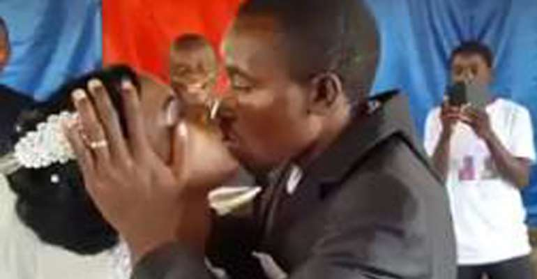 Violent Kissing And Tribal Bigotry