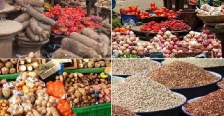 Tema markets swing into stiff foodstuff price war