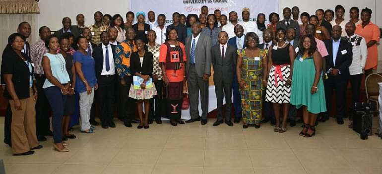 Astrazeneca And Edusei Foundation Strengthen Capacities At A Non Communicable Diseases Conference