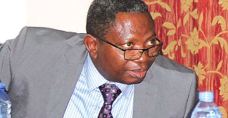 Steve Kyeremeh-Atuahene, Acting Director General, Ghana AIDS Commission