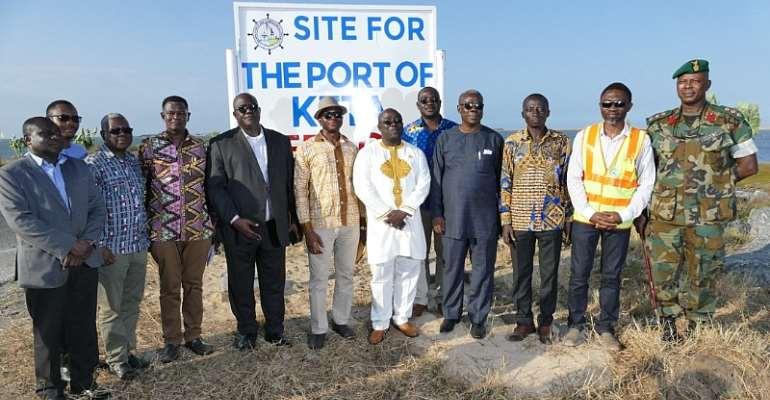 Keta Port Project Begins In 2020 – GPHA Boss