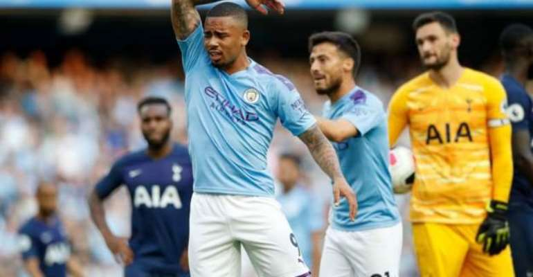 VAR Denies Man City Again Against Spurs
