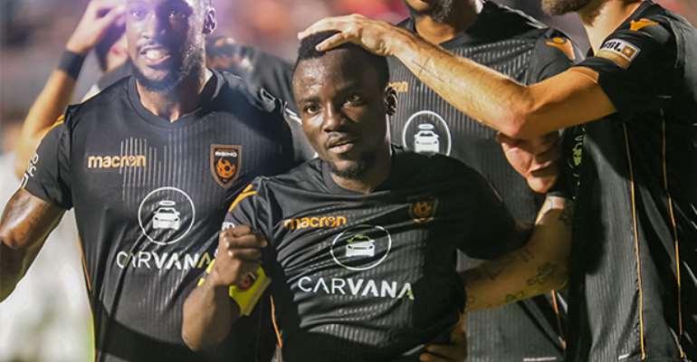 VIDEO: Solomon Asante Nets 18th Goal Of The Season As Phoenix Beat Reno 4-2