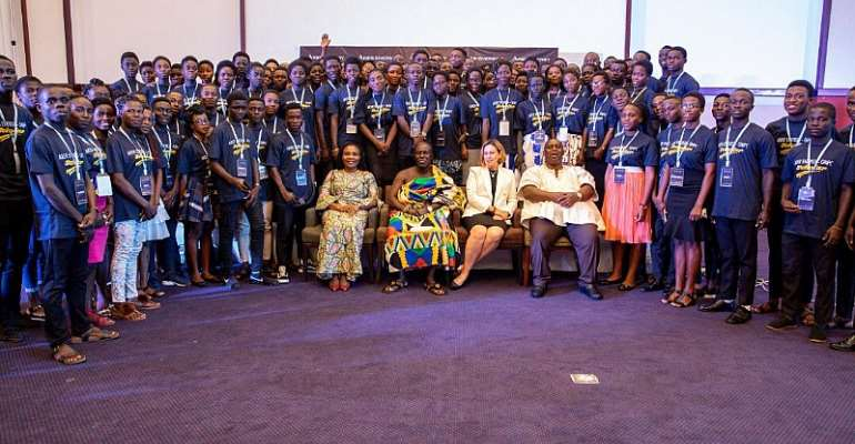 Aker Energy Scholarship: 125 Beneficiaries Passed WASCE With Flying Colours