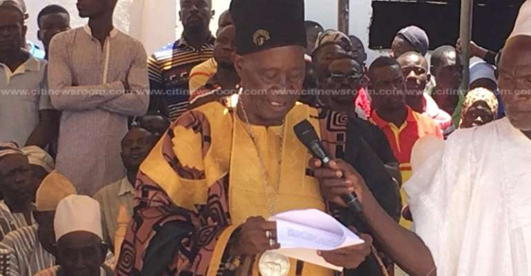 Wa Chiefs Urge Akufo-Addo To Pay Contractors To Complete Roads