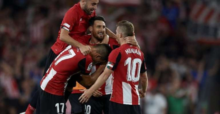 Aduriz, 38, Scores Stunning Goal As Athletic Bilbao Beat Barcelona