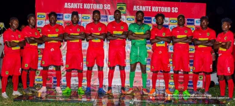 Asante Kotoko Outdoors New STRIKE Home Kits