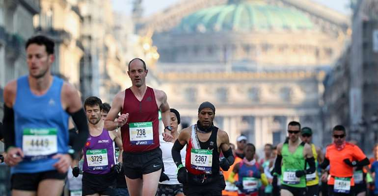 There will be no Paris Marathon this year ©Getty Images