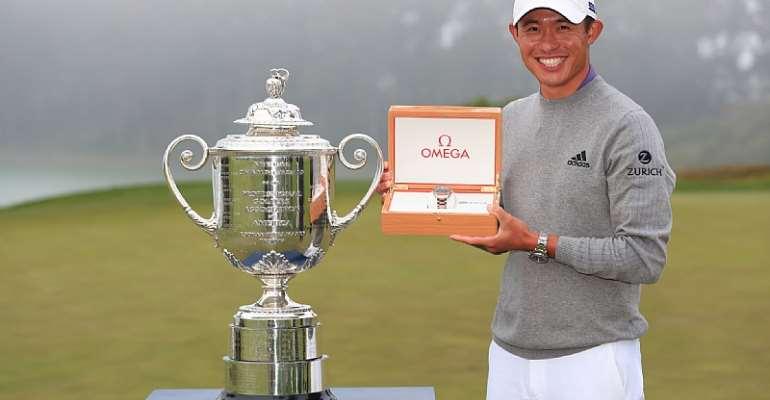 Collin Morikawa won the PGA Championship in San Francisco ©Getty Images