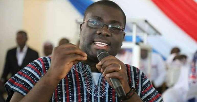 2020 Election: NPP's Sammy Awuku Hopeful Of More Votes In Volta Region