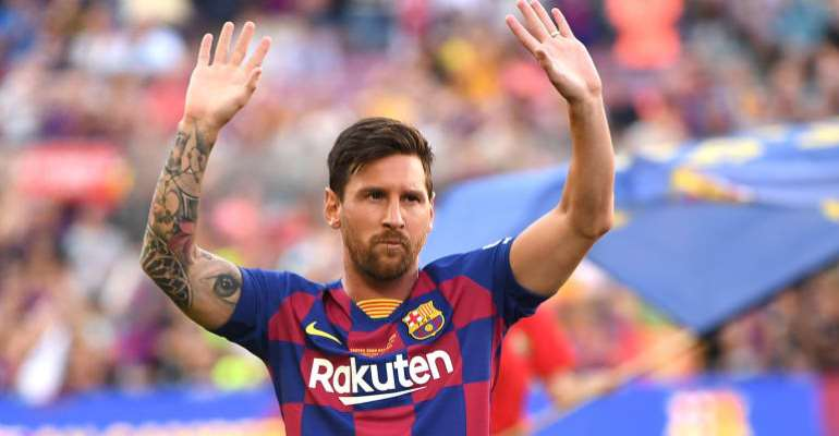 Messi Tells Barcelona Hierarchy He Wants To Leave This Summer - Reports