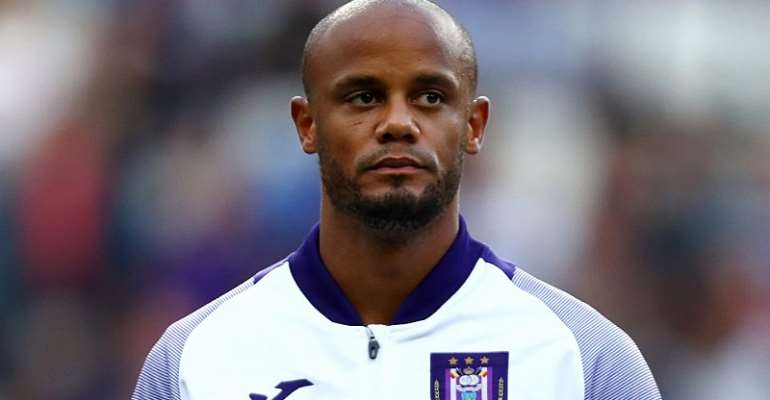 Kompany ends his professional career at the club it started at in 2003