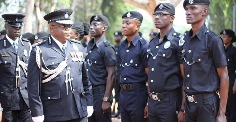 Election 2020: We'll Deal With Trouble Makers – IGP
