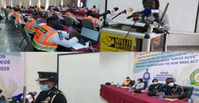Ashanti Region Now Hotspot For Road Accidents - Road Safety Authority
