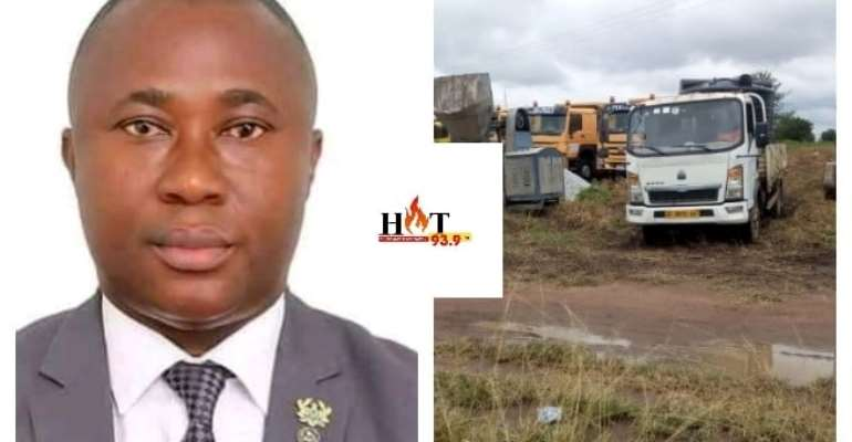 Bono East Regional Minister Welcomes Chinese Contractor For The 214Km World Bank Road