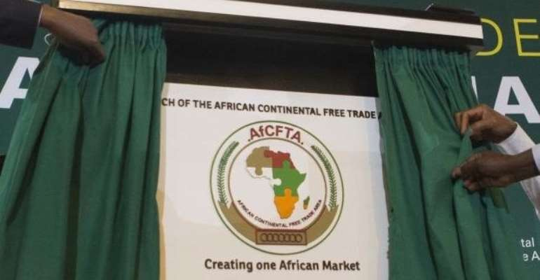 Akufo-Addo To Hand Over AfCFTA Building To AU Commission Today