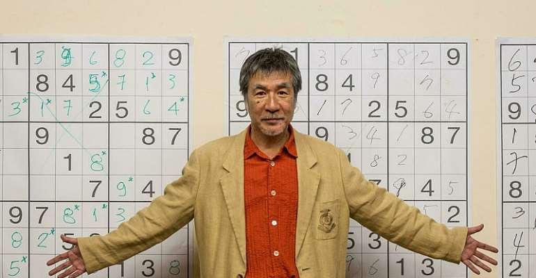 YASUYOSHI CHIBA AFP/File