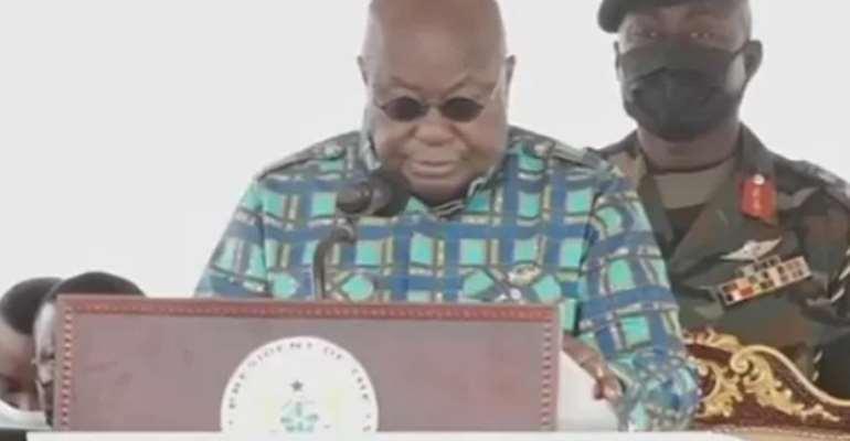 NDP: Akufo-Addo's Agenda 111 – The Biggest Scam of the Century