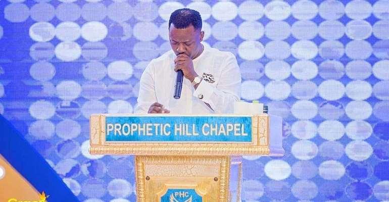 Prophet Nigel Changes church name to Prophetic Hill Chapel
