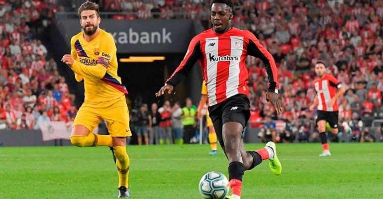 Iñaki Williams Sets New La Liga Record Against Barcelona