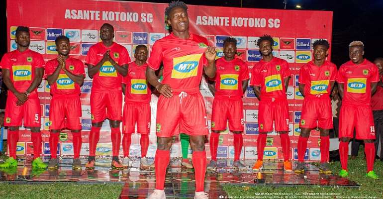 Kotoko Bag Whooping GH130k From STRIKE Kits Unveiling