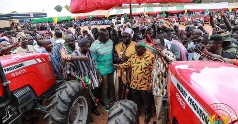 Wulensi Gets Agric Mechanisation Centre
