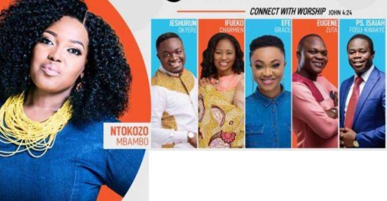 South Africa's Ntokozo Mbambo To Lead Ghana In Worship At 'The Connection' 2019