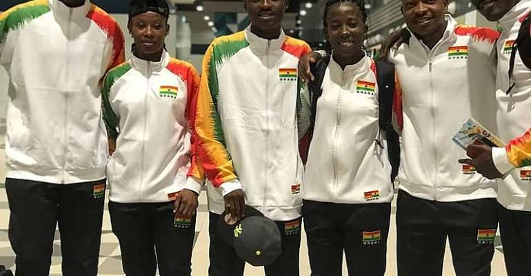 Table Tennis Team Confident Of Clinching Medals In Morocco