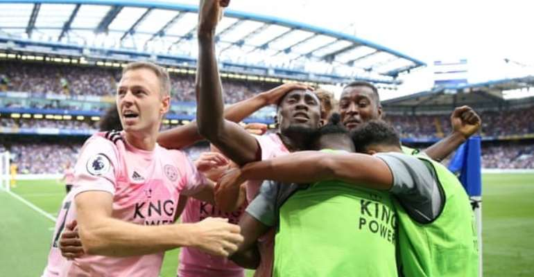 Chelsea Held By Leicester In Lampard's First Home Match