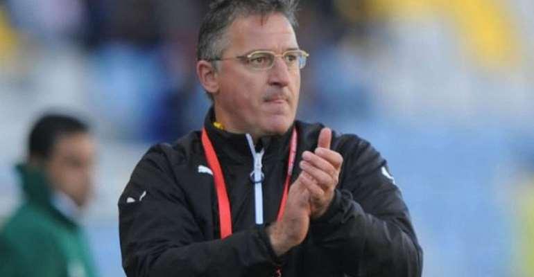 Angola Mutually Part Ways With Coach Srdjan Vasiljevic