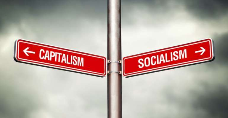 The Black Man: On Capitalism or Socialism