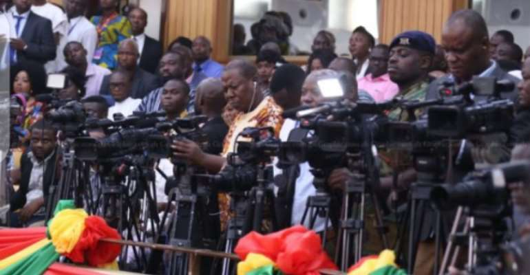 Media brutality: Why The Media In Ghana Save Others But Not Themselves