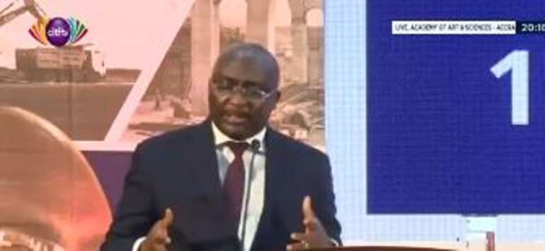 We've Completed 16 Out Of 30 Health Projects We Inherited From Mahama Gov't – Bawumia