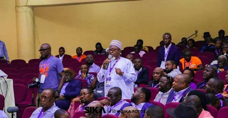 GFA's New Date For Congress Is Unacceptable – Lawyer Ntow Fianko