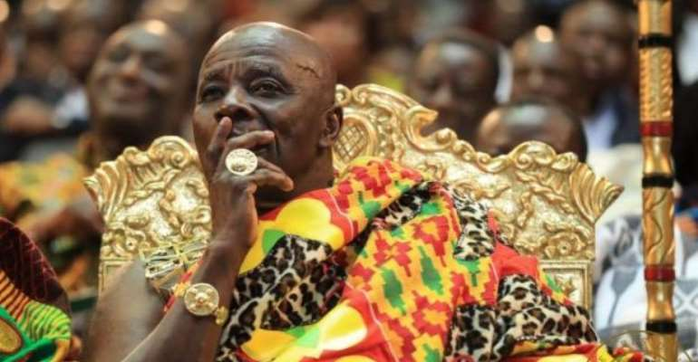 Okyenhene 'Fights' New Juabenhene Over Composition Of Eastern Regional House Of Chiefs